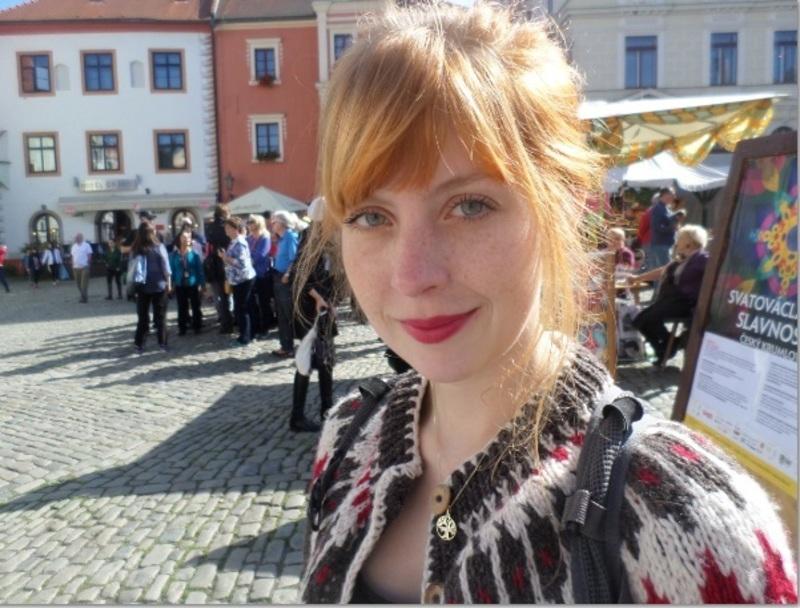 Cynthia - Expat in České Budějovice, Czech Republic