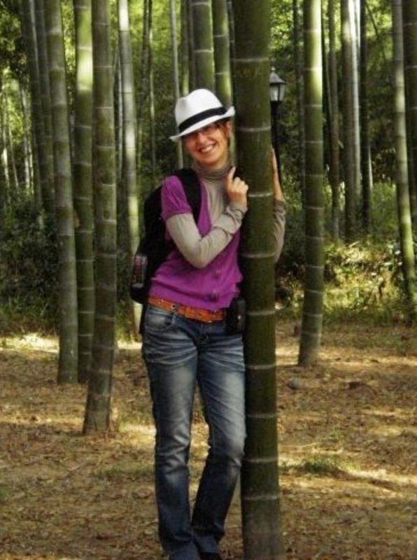 Agnieszka - Expat in Lishui, China