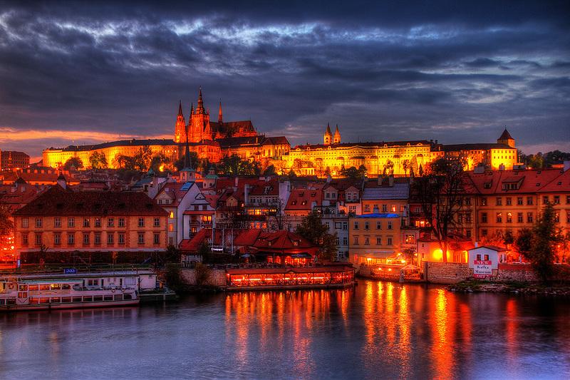 Pierre Groues - Expat in Prague, Czech Republic