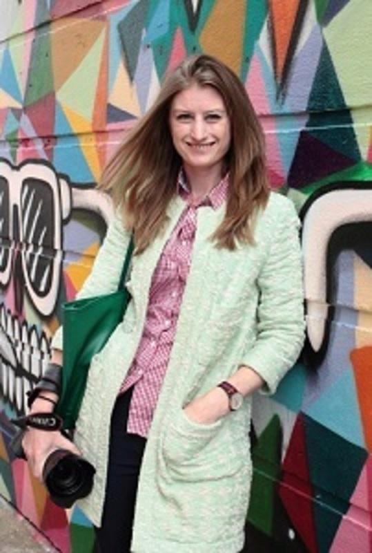 Stephanie Sadler - Expat in London, United Kingdom