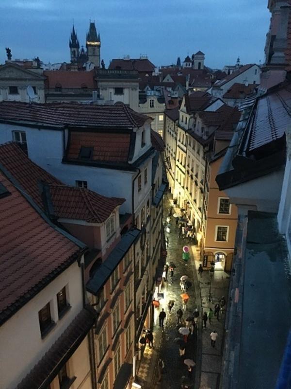 Carolyn Woulfe - Expat in Prague, Czech Republic