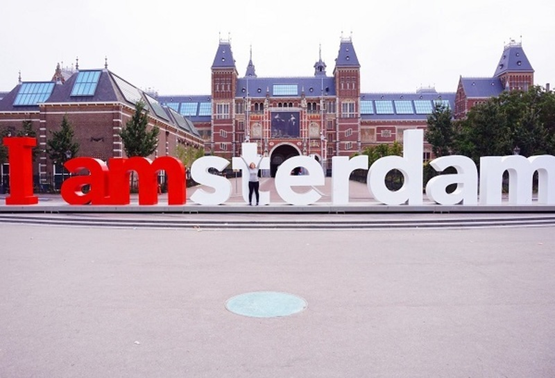 Camilla Riis - Expat in Amsterdam, Netherlands