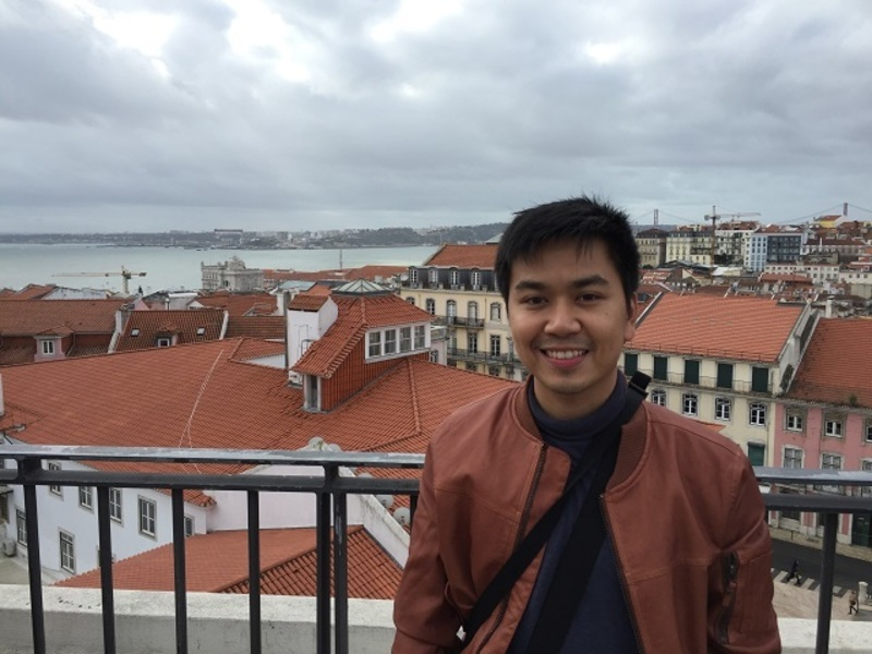 Bowdy Ragas - Expat in Singapore