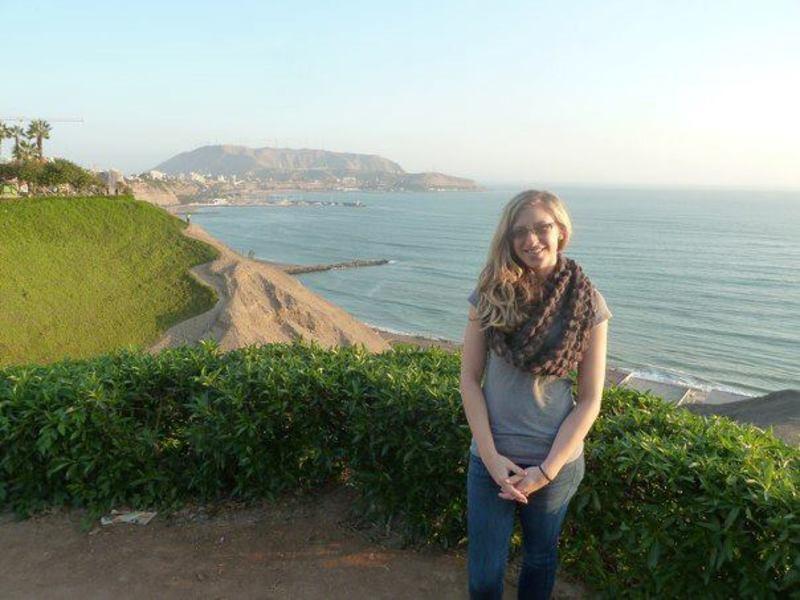 Jessica Federle - Expat in Lima, Peru